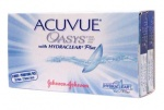 ACUVUE OASYS with HYDRACLEAR 12 шт (акувью оэзис уиз гидроклиар)
