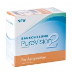 PureVision toric 2 for Astigmatism