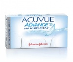 ACUVUE ADVANCE with HYDRACLEAR (акувью эдванс уиз гидроклиар )