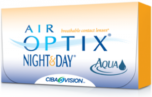 AIRoptix NightandDay AQUA(эир оптикс найт энд дэй аква)